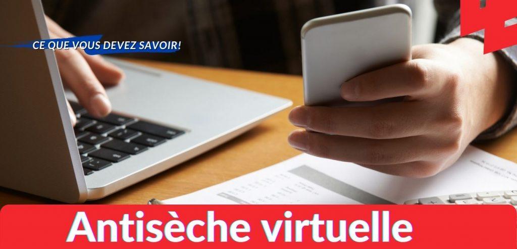 Antisèche virtuelle