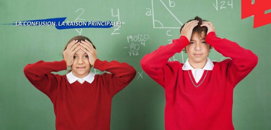 Raisons qui incitent les étudiants à tricher aux examens